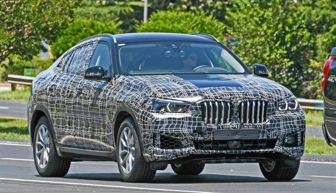 BMW X6 スクープ01