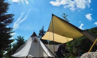 【八風キャンプ場 総合情報】名古屋から1時間でBBQや川遊びが楽しめる!利用料金や口コミは?
