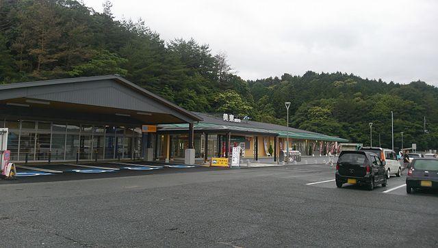 美東サービスエリア 山口県