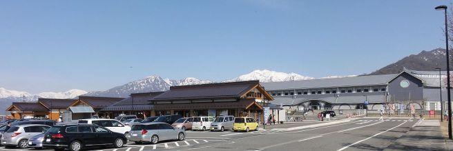 道の駅南魚沼 新潟県