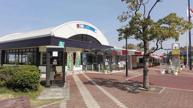 豊浜サービスエリア 香川県