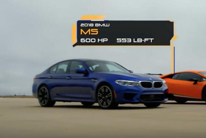 BMW M5_2018