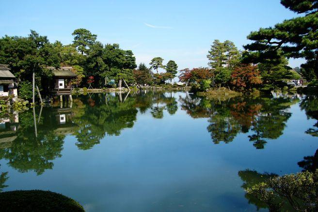 兼六園 石川県