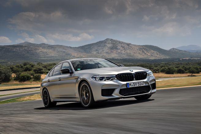 BMW 新型M5 Competition
