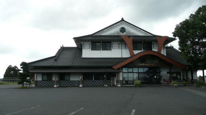道の駅松山 鹿児島県