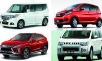 三菱の新車で買える現行車種一覧&人気ランキング|2018年最新版