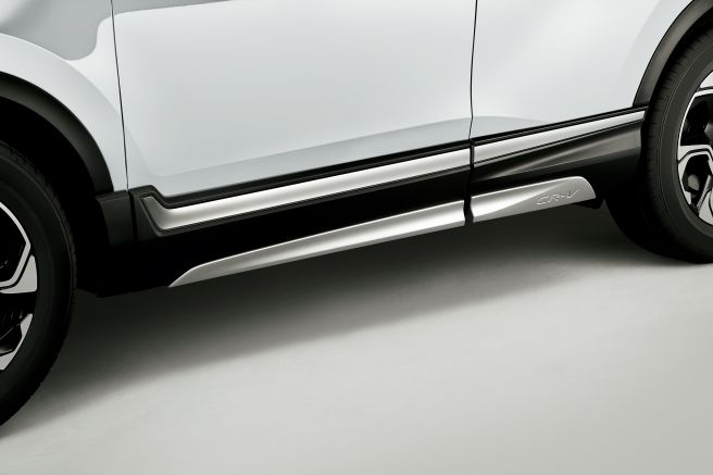 Modulo CR-V サイドロアガーニッシュ