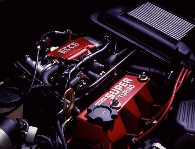 日産 マーチ MA09ERTエンジン