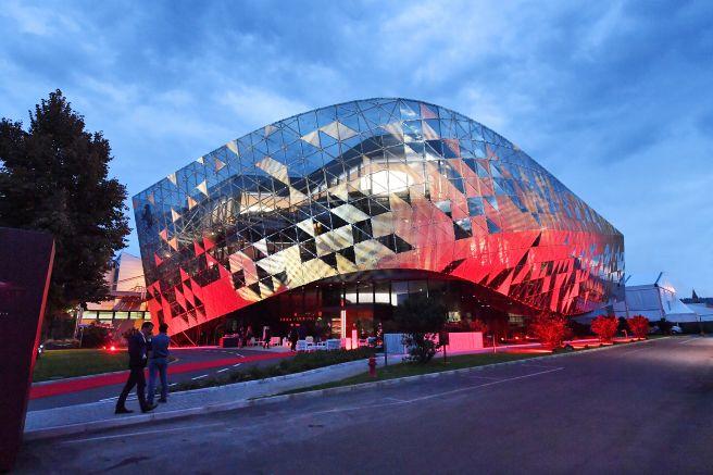 フェラーリ デザインセンター