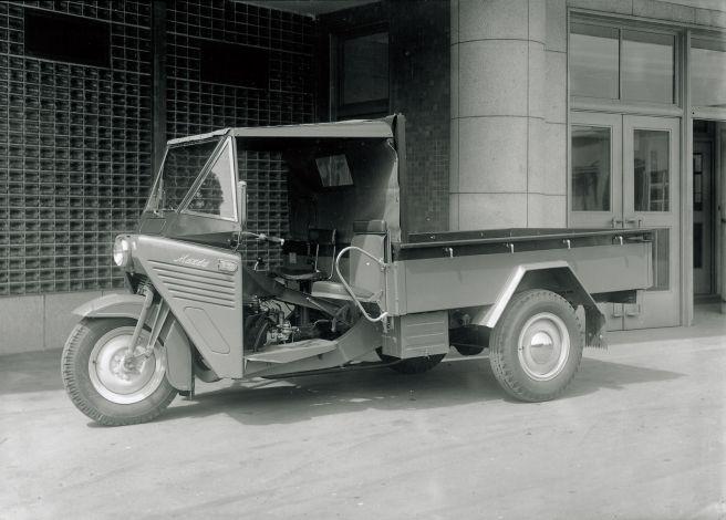 マツダ 三輪トラック