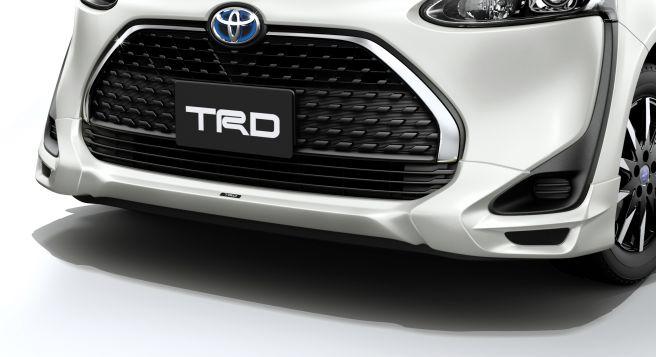 トヨタ シエンタ TRD フロントスポイラー