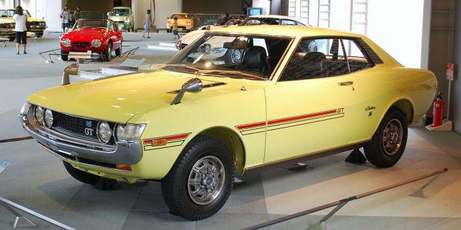 トヨタ セリカ1600GT 1970年 前期型