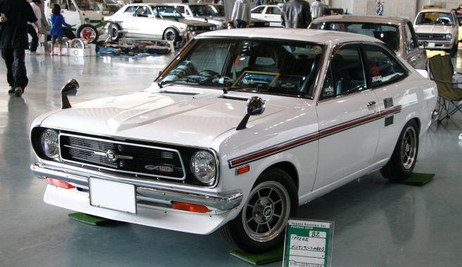 日産 サニー 1200GX-5