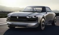プジョーが新型スポーツEV「eレジェンド」を発表!名車504をオマージュ
