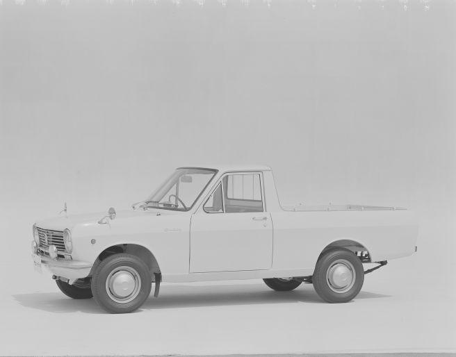 初代 日産 サニートラック(B20)