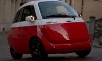 【イセッタ復活?】超絶キュートな小型電気自動車「マイクロリーノ」が市販化!