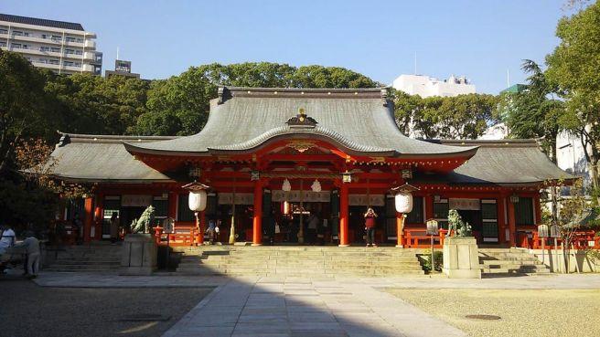 兵庫 生田神社