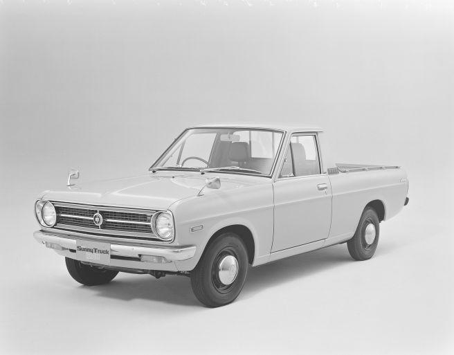 2代目 日産 サニートラック(B120)