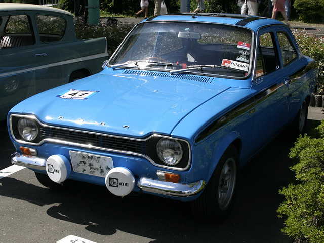 フォード・エスコート・MK1
