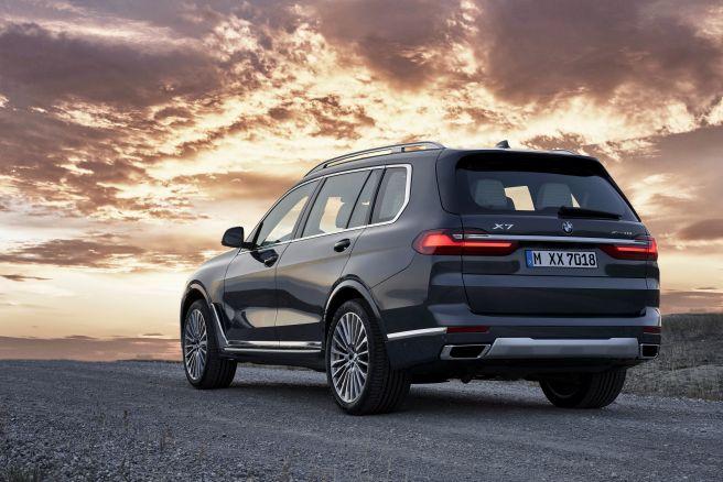 BMW 新型X7