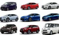 【スバル】新車で買える現行車種一覧&人気ランキング|2018年最新版
