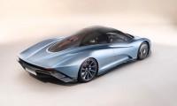 マクラーレン新型スピードテールが初公開!新型ハイブリッドスーパーカーの最高速度や価格は?