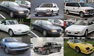 【編集部が厳選】80年代の国産・アメ車ネオクラシックカー11選!現...