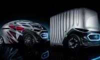 【未来きた】乗用車がトラックに変身!?メルセデスが発表した新型コンセプトカーが話題