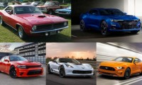 世界の最強マッスルカー7選!アメリカンでワイルドな大排気量車をご紹介