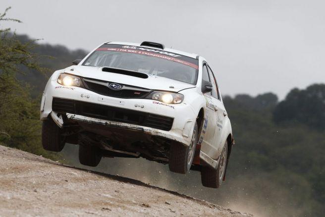 スバル インプレッサ ラリー 2014 WRC