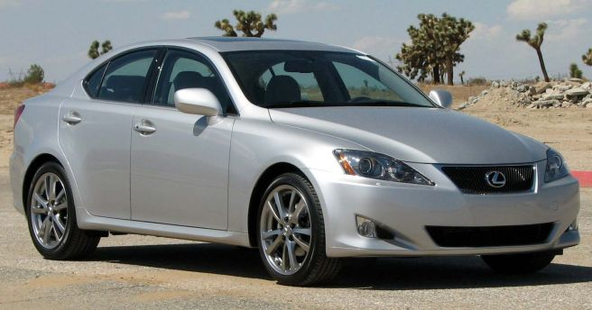 2008 Lexus IS250 外観