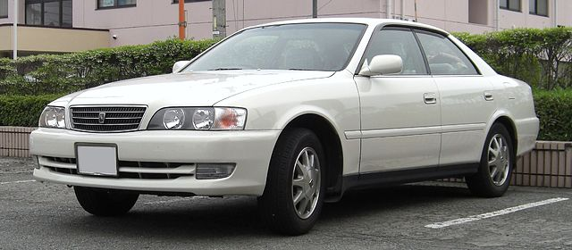 トヨタ チェイサー1996年式