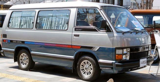 トヨタ ハイエース 50系