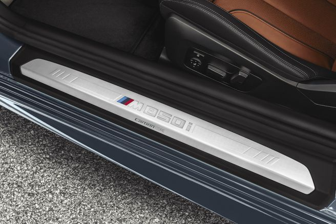 BMW 8シリーズ クーペ サイドステップ_2018