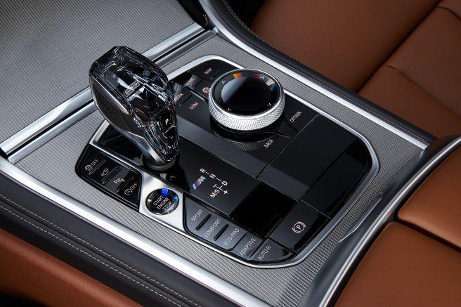 BMW 8シリーズ クーペ センターコンソール_2018