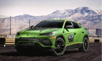 ランボルギーニ ウルスのレーシングカー「ST-Xコンセプト」発表!ワンメイクレースも開催予定