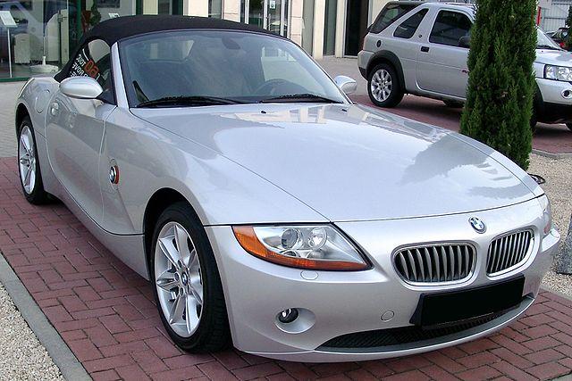 BMW Z4 初代