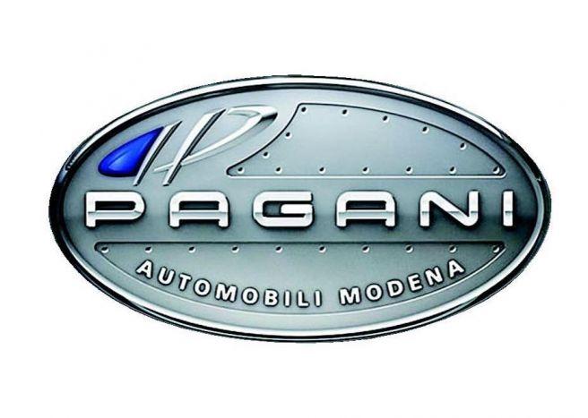 パガーニ ロゴ エンブレム