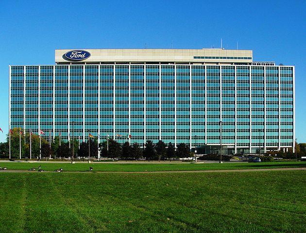 フォード本社