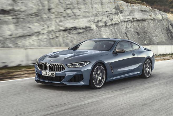 BMW 8シリーズ クーペ_2018