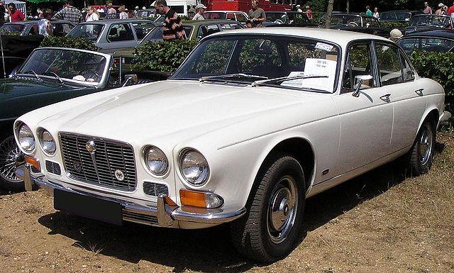 Jaguar XJ シリーズⅠ