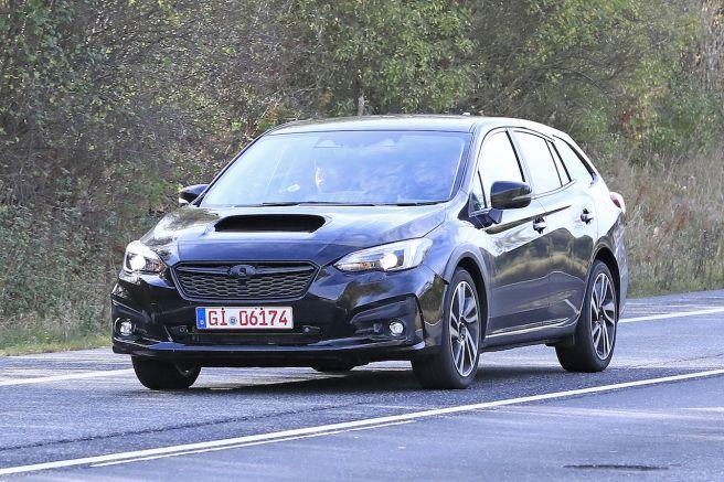 スバル新型レヴォーグ フルモデルチェンジで2019年発表か?新