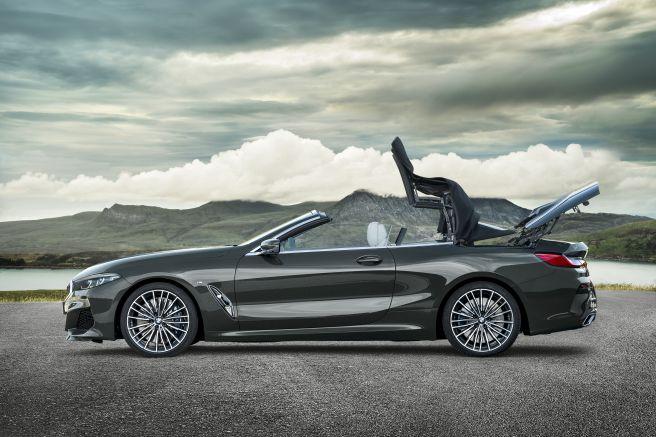 BMW 8シリーズ コンバーチブル 2018