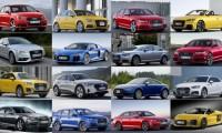 【アウディ】新車で買える現行車種一覧&人気ランキング 2018-2019年最新版