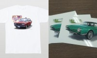 旧車好き必見!クレイジーケンバンド横山剣によるコラム『僕の好きな車』Tシャツが販売