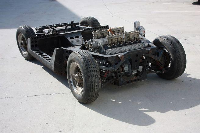 ランボルギーニ TP400_1965