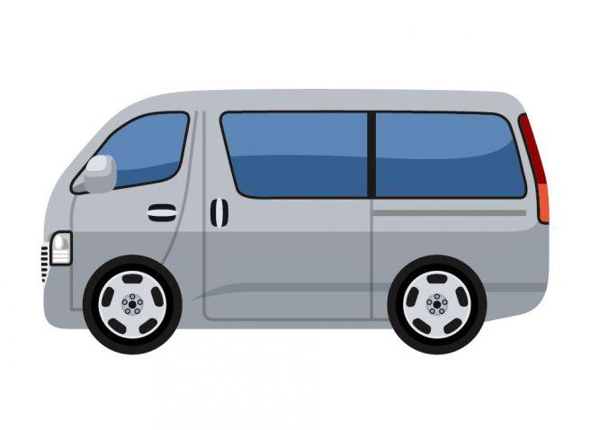 ワンボックスカー イメージ