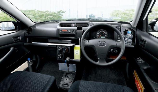 トヨタ プロボックス GL 運転席_2014
