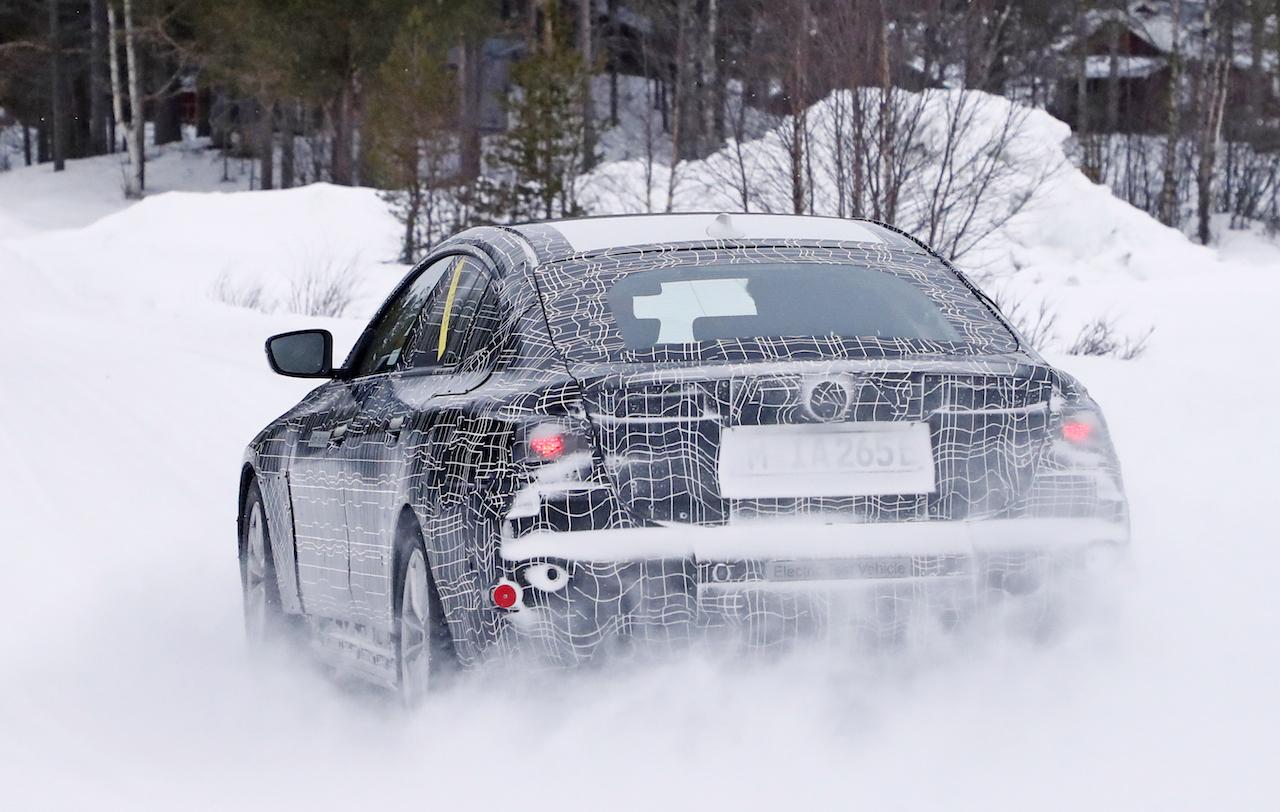 BMW 新型i4_2019