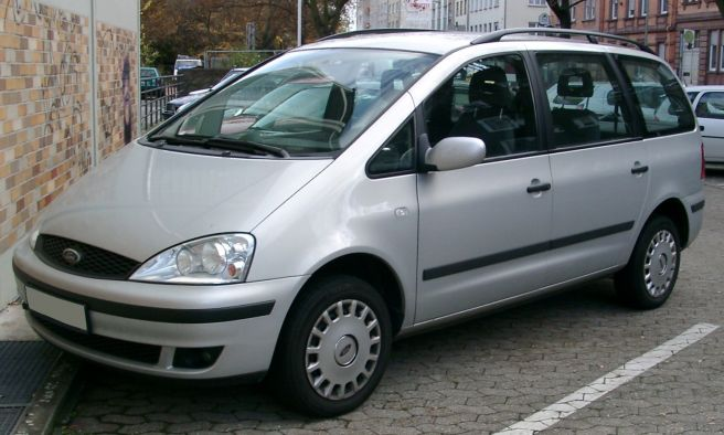 フォード_ギャラクシー